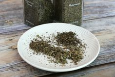 Easy Homemade Mixes, Flours, Seasonings, and Spice Blends: Simple Poultry Seasoning