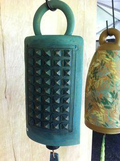 Larry Elardo, M Street Potters, bells