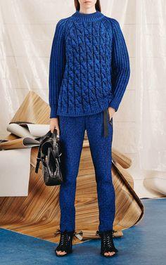 Proenza Schouler Pre-Fall 2015 Trunkshow Look 14 on Moda Operandi