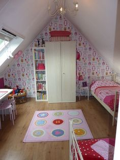 1000 images about meidenkamers on pinterest bedroom ideas for girls lit mezzanine and met - Kamer bebe pastel ...