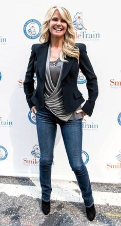 Christie Brinkley Looks Great For 58