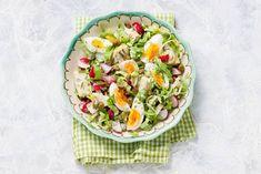 Fris & pittig samen in één salade - Recept - Allerhande