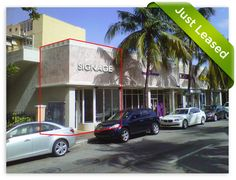 #JUSTLEASED 824 WASHINGTON AVE.  The Comras Company is pleased to announce the recent lease signing of Eyebrow Design, http://www.eyebrowdesign.com/, a Brazilian based international eyebrow design studio at 824 Washington Avenue. Eyebrow Design has more than 30 stores in Brazil and recently began its expansion in the Unites States. The first two USA stores are located in Sunny Isles and Boca Raton, Florida.