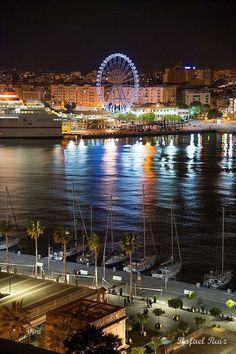 Puerto de Málaga. Fotografía: Rafael Ruiz