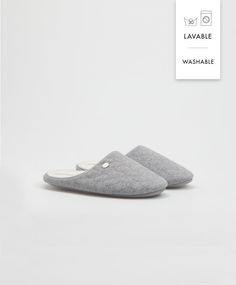 Basic quilted slippers - View All - Autumn Winter 2016 trends in women fashion at Oysho online. Lingerie, pyjamas, sportswear, shoes, accessories, body shapers, beachwear and swimsuits & bikinis.