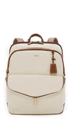 6fb8ef5050 Tumi Harlow Backpack can t afford it- but it is beautiful Leather Backpack