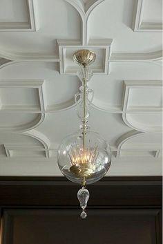 Amazing Ceiling Detail   Baker Furniture