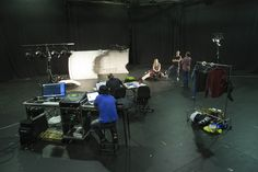 This is Where We Live - Rehearsals