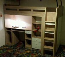 tausende von ideen zu hochbett mit schreibtisch auf. Black Bedroom Furniture Sets. Home Design Ideas