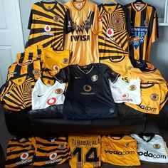 """Si Tierney posted on Instagram: """"● Kaizer Chiefs ● 50th Anniversary ●●● Today marks the 50th anniversary of the Amakhosi. Formed by…"""" • See 386 photos and videos on their profile. Kaizer Chiefs, 50th Anniversary, Diaper Bag, January, Profile, Photo And Video, Videos, Photos, Bags"""