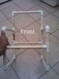 Pvc toddler chair - All Pvc Pipe Crafts, Pvc Pipe Projects, Welding Projects, Toddler Chair, Baby Chair, Pvc Pipe Furniture, Playhouse Furniture, Furniture Vintage, Pvc Chair