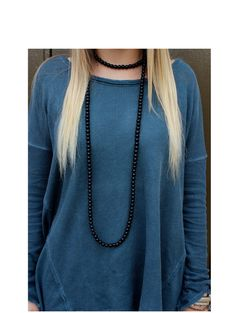 Beaded Double Wrap Necklace by CraftByKraft on Etsy
