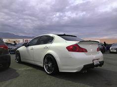 Photo by Adrian Melillo Infiniti G37, Nissan Infiniti, Skyline Gt, Nissan Skyline, G37 Sedan, Download Video, Jdm Cars, Custom Cars, Dream Cars