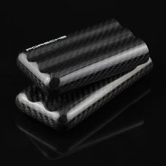 Porsche Carbon Fiber Gloss Cigar Case - Richard Cutters - Cigar Accessories Cigar Holder, Cigar Cases, Cigar Accessories, Cigars, Carbon Fiber, Porsche, Cigar, Smoking, Porch