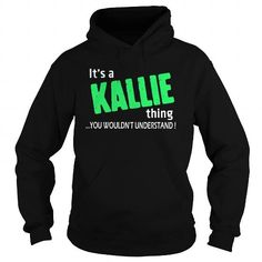 Cool Awesome Kallie Thing TeeForKallie T shirts