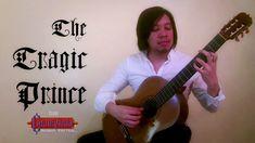 Michiru Yamane - The Tragic Prince (from Castlevania: SOTN) - Solo Guitar - Paul Adrian Moldez cover Video Game Music, Plays, Prince, Guitar, Videos, Cover, Games, Guitars