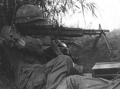 The versatile, quick-firing M60 machine gun became one of the iconic weapons of…