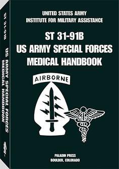 Army Special Forces Medical Handbook