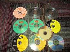 LOT OF 10 POP / ROCK COMPILATION CD'S, HOT HITS, HITZ, SPOTLIGHT HITS, GUC