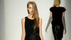 On the runway with #TRESemme at Designer #CynthiaSteffe Fall 2011 Show - Mercedes Benz Fashion Week