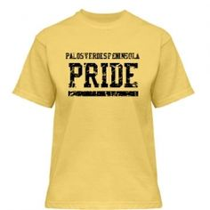 Palos Verdes Peninsula High School - Rolling Hills Estates, CA | Women's T-Shirts Start at $20.97