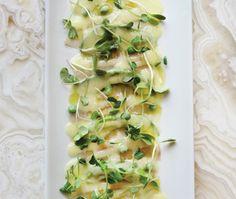 Hamachi-Avocado Ceviche from Oceano Bistro