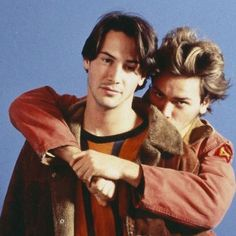 Keanu Reeves & River Phoenix: How private was their Idaho?