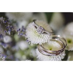 awesome vancouver wedding A little ring detail from @jkristy9 and Will's wedding at @grousemountain this past weekend. by @simplyrosephoto  #vancouverwedding #vancouverweddingjewellery #vancouverwedding