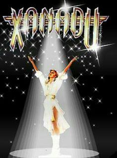 'Xanadu - A Million Lights - Olivia Newton-John' Poster by retropopdisco Jeff Lynne Elo, 80s Hair Bands, Saturday Night Fever, Urban Cowboy, Lucky Luke, Olivia Newton John, John Travolta, Billboard Hot 100, Motown