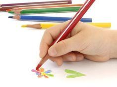 Aby poslúchali rúčky, treba ich aj trošku rozcvičiť. Nielen pred písaním, ale aj pred kreslením, modelovaním, či maľovaním.