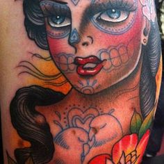 cempasúchil tattoo - Buscar con Google