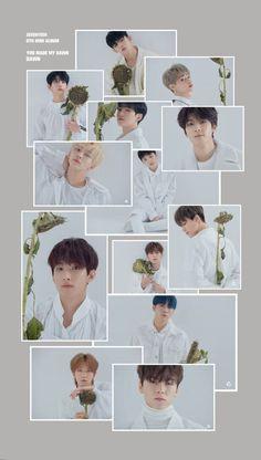 Say the name 17 Carat Seventeen, Seventeen Album, Jeonghan Seventeen, Seventeen Wallpaper Kpop, Seventeen Wallpapers, Woozi, Mingyu, Vernon Seventeen, Won Woo