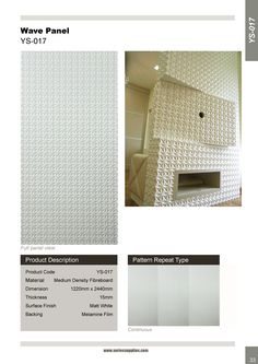 Routed panel are an exciting range of decorative, textured wall panels with patterns carved into their surface. A feature wall in 3D wall panels creates a huge impact, lending an architectural feel to the room at relatively little cost. Learn more about Routed panels and their applications on www.seriessupplies.com.