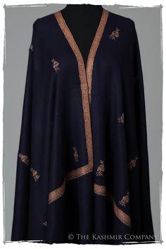 The Feeling - Pashmina Kashmir Shawl High Fashion, Indian Fashion, Winter Fashion, Pashmina Shawl, Kashmiri Shawls, Cashmere Shawl, Feelings, Regency, Make You Feel