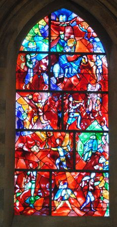 Marc Chagall Window Chichester Cathedral West Sussex | Flickr - 相片分享!