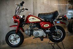 Honda 'Cherry' Monkey Z50J