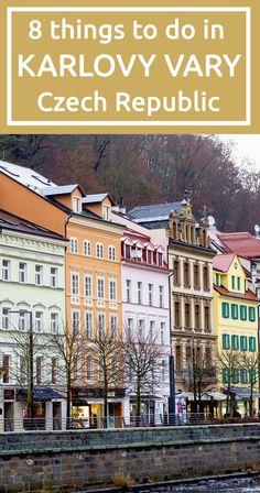 Karlovy Vary, Czech