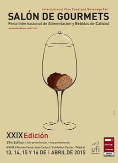 Salón de Gourmets 2015, la mejor feria sobre Alimentación y Bebidas de España
