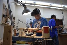 Fab Lab at Northampton Community College in Bethlehem, PA | January 2015 | Lehigh Valley Style