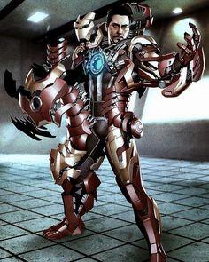 Tony Stark-Iron Man..........