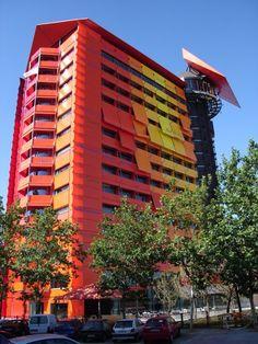 Alvaro siza centro galego de arte contemporanea santiago de compostela d santiago and - Hotel mariscal madrid ...