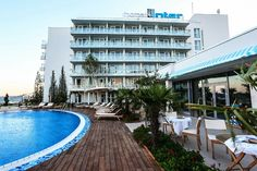 Hotel Inter Venus.  Wonderful destination. www.haisitu.ro Venus, Hotels, Venus Symbol