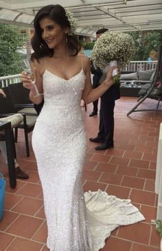 Lace Wedding Dress Wedding Dresses For Maids Bridal Dress Stores Mom Of The Bride Dresses Wedding Guest Dresses Fall 2019 – yyshoop Dream Wedding Dresses, Bridal Dresses, Wedding Gowns, Girls Dresses, Bridesmaid Dresses, Wedding Reception Dresses, Lace Wedding, Lace Bride, Form Fitting Wedding Dresses