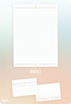 Download this Free Printable Stationary from www.teamconfetti.nl