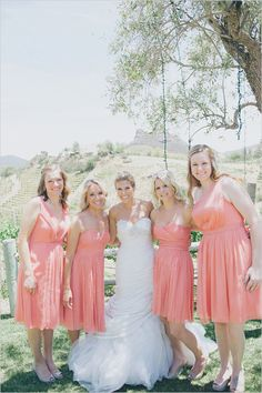 Warm and sunny California wedding day. #weddingchicks Captured By: Chaffin Cade Photography http://www.weddingchicks.com/2014/08/29/warm-and-sunny-wedding/