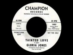 Gloria Jones - Tainted Love #NorthernSoul #SoulMusic