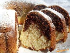 sk - recepty a videá o varení Czech Desserts, Types Of Pastry, German Cake, Food Cakes, Kakao, Fall Recipes, Yummy Treats, Banana Bread, Food To Make