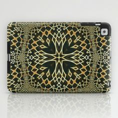 CenterViewSeries310 iPad Case by fracts - fractal art - $60.00