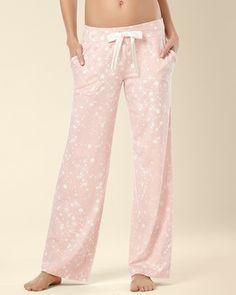 Soma Intimates Embraceable Pajama Pant Twinkle Sugar Pink #somaintimates #MySomaWishList