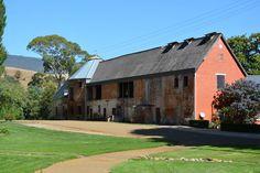 Redland Estate Distillery - Oast House at Redlands Estate Tasmania